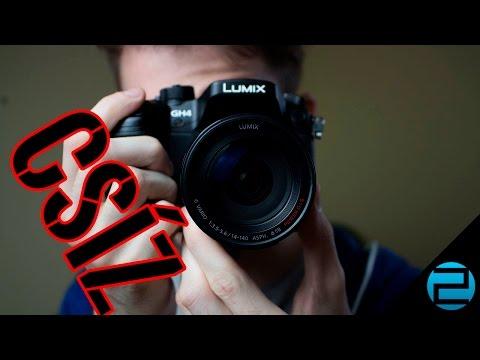 A sokak által kedvelt | Panasonic Lumix GH4 teszt