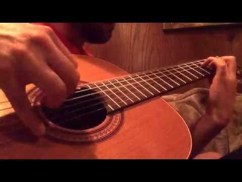 Lincolnshire Posy, by Percy Grainger. Arranged for guitar by S. Longstreet.
