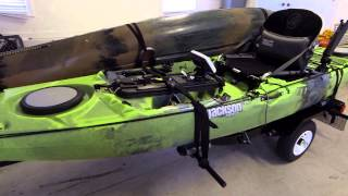 BMJ FISHING: Right-On Multi-Sport Trailer