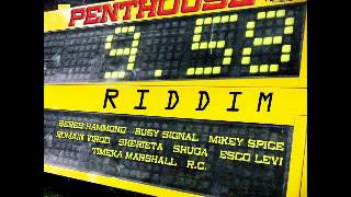 (9.58 Riddim) TIMEKA MARSHALL - KISSES SOFTLY - JULY 2012
