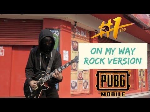 On My Way - Rock Cover - Alan Walker - By Jeje GuitarAddict #PUBGMONMYWAYCOVER