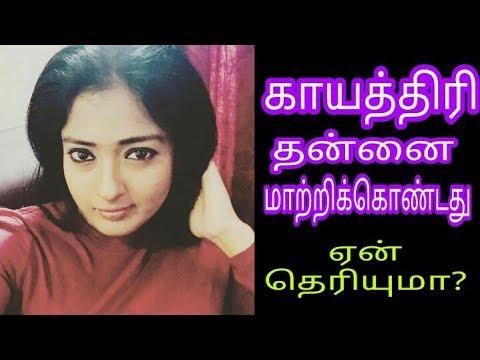 bigg-boss-gayathri-new-hairstyle-copycat!- -tamil-cinema-news- -kollywood-news