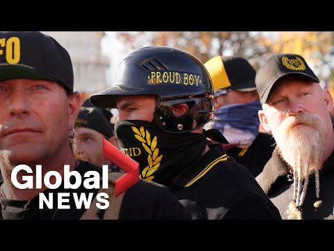 Proud Boys Added To Canada's List Of Terrorist Groups, Among 12 Others