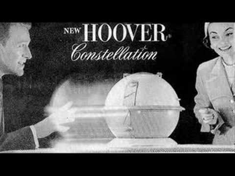 Hoover history 1908 - 2007