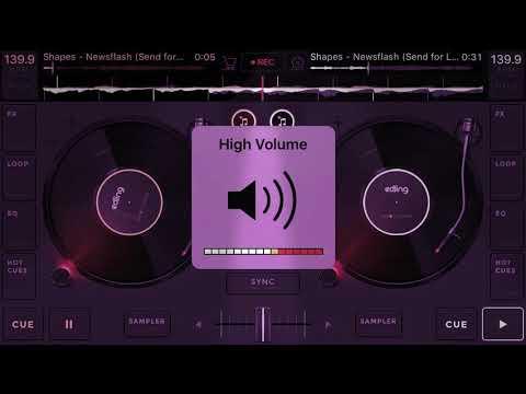 Shapes - Newsflash (Send For Livsey) (DJ Miller Extended Remix)