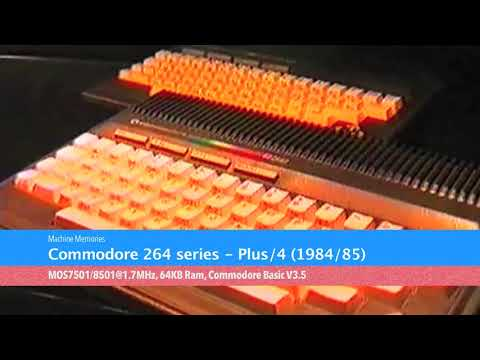 Machine Memories: Commodore Product History, Frankfurt 1993