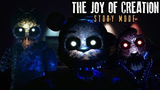 Download Video WE MADE IT TO THE OFFICE! | The Joy of Creation: Story Mode | OFFICE, LIVING-ROOM & BEDROOM Gameplay MP3 3GP MP4