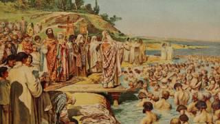 Крещение Руси (рассказывает историк Игорь Данилевский)