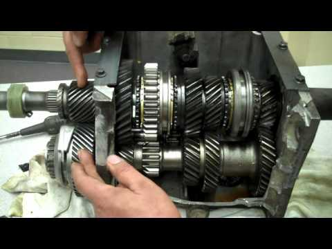 How manual transmission works (Revised). Part-2