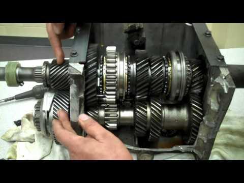 How manual transmission works (Revised). Part-2