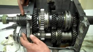 Як працює механічна коробка передач (переглянутої). Частина-2