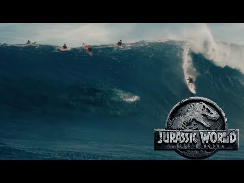 The Mosasaurus Is Revealed! - Jurassic World: Fallen Kingdom Teaser Analysis And Review!