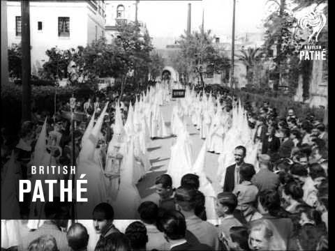 Holy Week In Seville (1955)