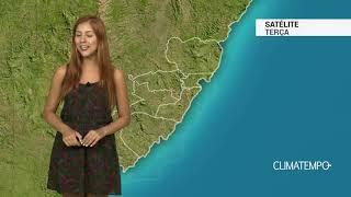 Previsão Grande Vitória - Semana quente e seca