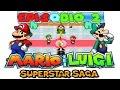 Mario & Luigi Superstar Saga - Ep.2 - Hacia el Reino Judía