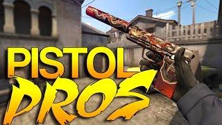 CS:GO - Pistol PROS! #23