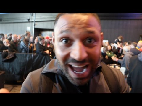 'WHAT THE F***! YOU DON'T WANT THE FIGHT!' - KELL BROOK RIPS INTO AMIR KHAN / & ON SPENCE,  PACQUIAO