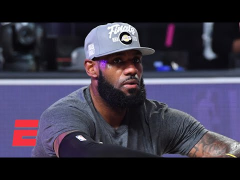 Brian Windhorst on what it means for LeBron to take the Lakers to the NBA Finals | KJZ