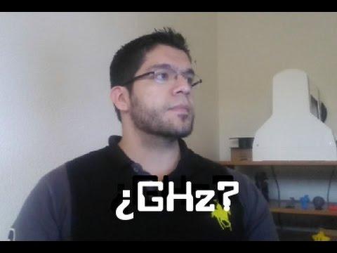 ¿Qué son los Gigahertz y porqué son importantes?