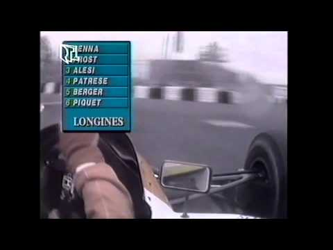 Formula 1 1991 Round 01 USA/Phoenix Race (RTL German)