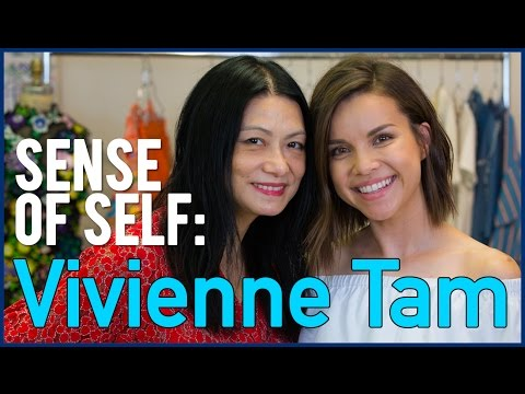 Sense of Self (NYFW Edition): Vivienne Tam ◈ Ingrid Nilsen
