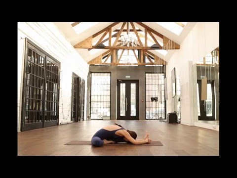 60-Minute Free HD Yoga Class for Intermediates - Deep Release, Beautiful Music