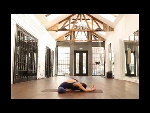 60-Minute Free HD Yoga Class for Intermediates - Deep Release, Beautiful Music