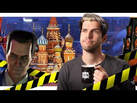 Изоляция Москвы и России // Half-Life Alyx // Новый Pharaoh