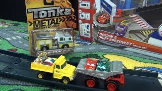 Tonka Metal Diecast Body Tonka Trucks Dump Truck, FireTruck, Police And More!