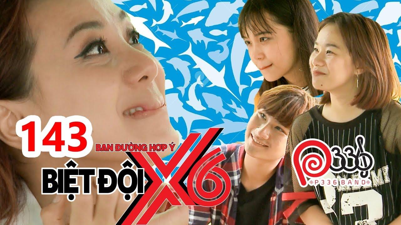 BIỆT ĐỘI X6 | BDX6 #143 | Việt Thi-Hailey dùng hit khủng của Blackpink DDu-Du DDu-Du để tra tấn Miko