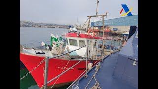 Agencia Tributaria aprehende 3.600 kilos de hachís en Cádiz