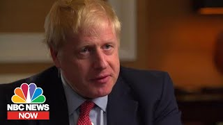Who Is Newly Elected Prime Minister Boris Johnson? | NBC News Now
