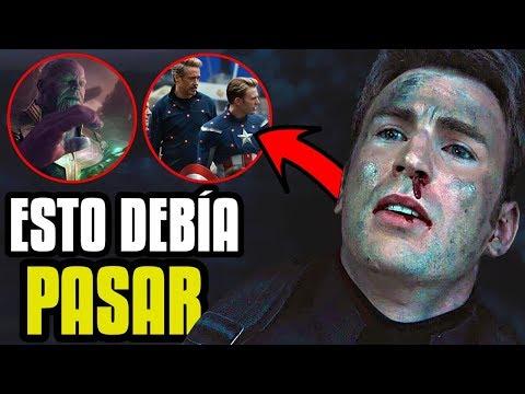 El terrible plan de IRON MAN en Avengers 4! muerte a los vengadores - teoría mcfly