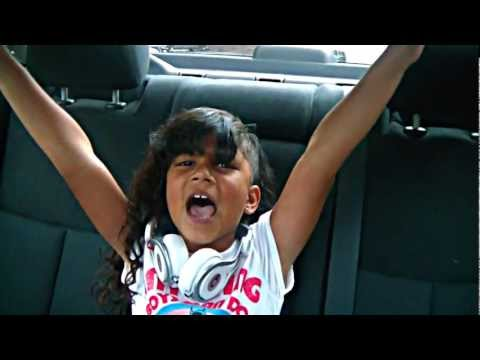 "Baby Kaely  7 years old KID RAPPER LIVE ""Bully Bully Bully"""