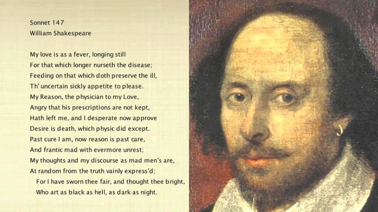the sonnet by william shakespeare pdf