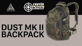 Review Balo Direct Action DUST - Chuyentactical.com