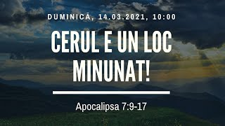Sfanta Treime Braila - 14 Martie 2021 - Iosua Faur - Apocalipsa 7:9-17
