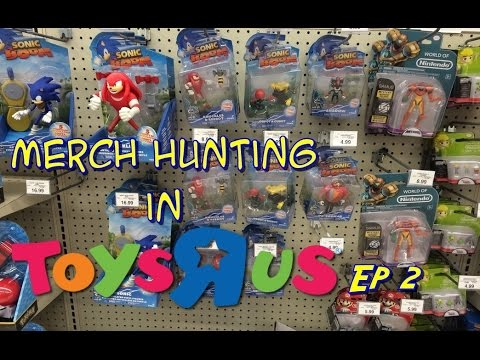 toy hunt in toys r us episode 2 sonic boom amiibos. Black Bedroom Furniture Sets. Home Design Ideas