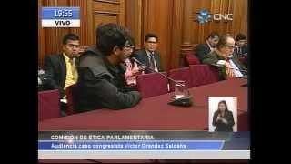 Cesar Fabricio Escajadillo Del Solar - Reportero de Punto Final