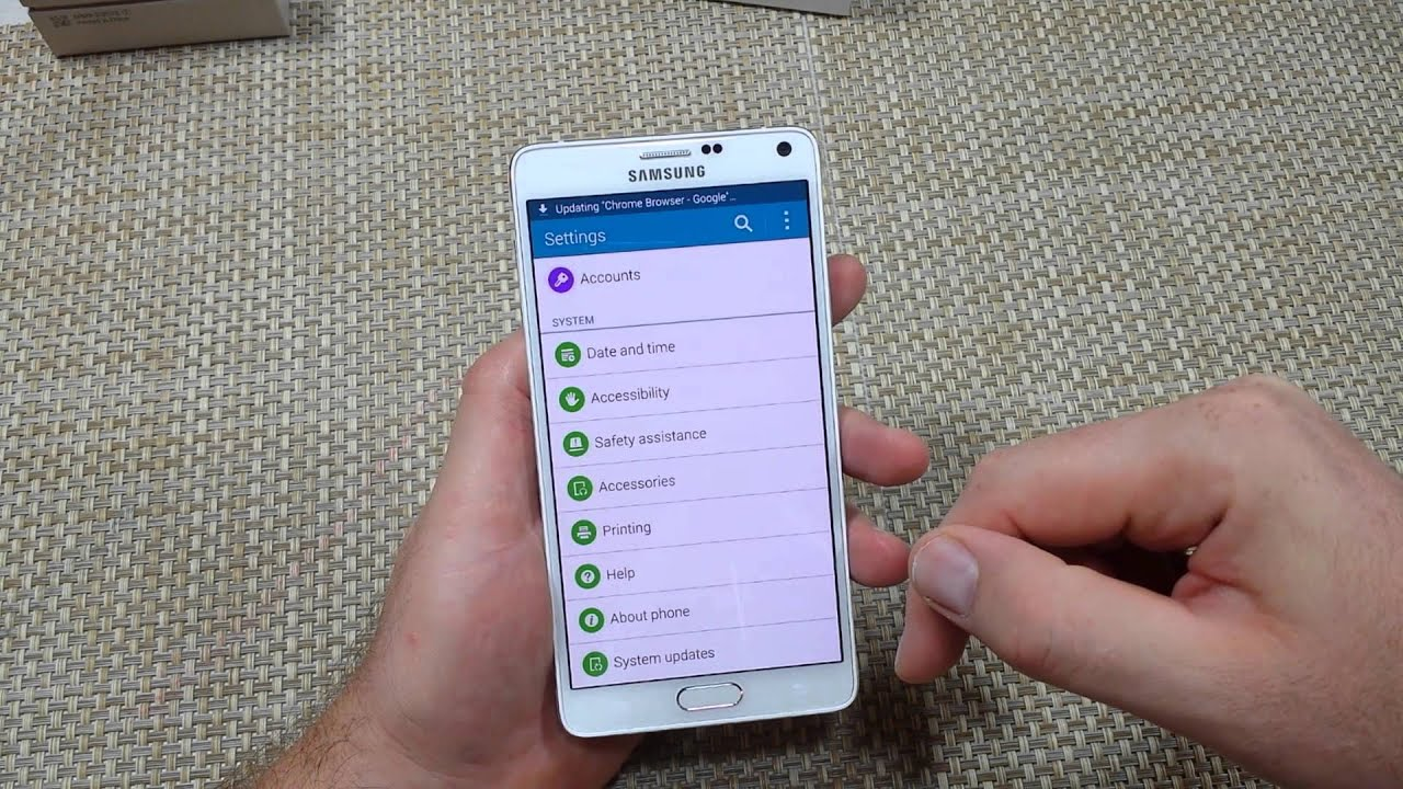samsung s5 active how to connect as usb mass storage
