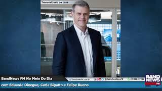 Eduardo Oinegue Comenta Possível Saída De Mandetta E A Divisão Entre Governadores E O Presidente