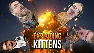 Das etwas andere Katzenvideo 🎮 Exploding Kittens #1