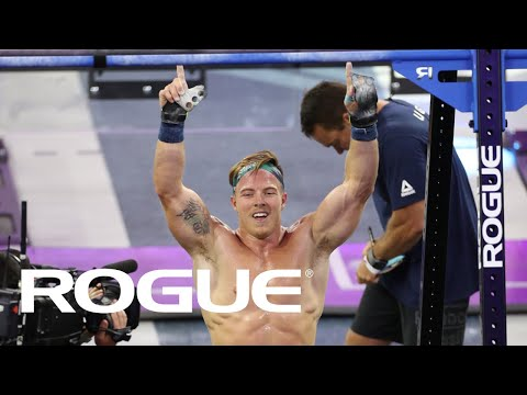 Rogue Iron Game - Ep. 11 / Mary - Individual Men Event 5 - 2019 Reebok CrossFit Games
