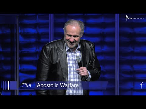 """Apostolic Warfare"" By John Kelly 9:30am"