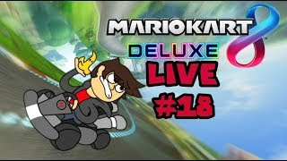 Mario Kart 8 DELUXE Online! Come Race With Me! Live Stream #18
