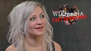 Lacey Sturm (ex-Flyleaf) - Wikipedia: Fact or Fiction?
