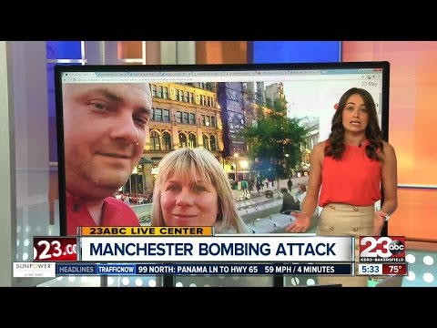 Social Media updates on Manchester Attack