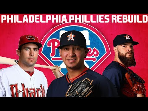 MLB 17 THE SHOW REBUILDING THE PHILADELPHIA PHILLIES!!! 30 to 1 Rebuild #23