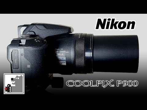Nikon Coolpix P900|Суперзум