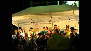 jazz spice orchestra MAS QUE NADA